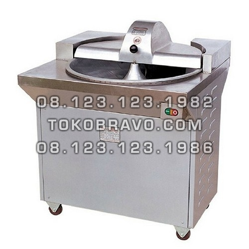 Electric Bowl Cutter Stainless Steel MMX-QS620S Fomac