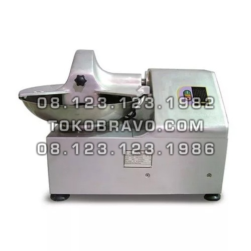 Electric Bowl Cutter MMX-TQ5A Fomac