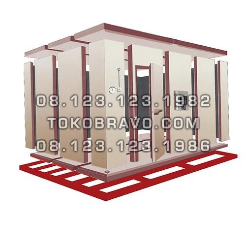 Modular Cold Room Chiller Gea