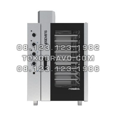 Combi Oven Mosaico YesOvens Mosaico-11G Getra