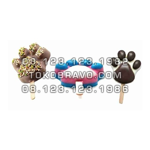 Ice Lolly Silicone Mould SI-031 Gea