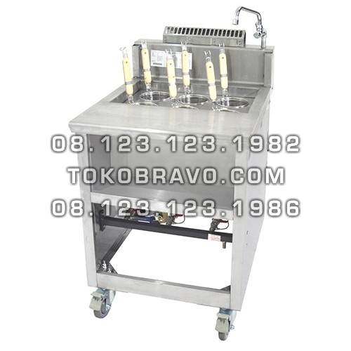 Free Standing Gas Noodle Cooker MPN-6C Getra