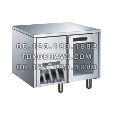 Stainless Steel Glass Door Under Counter