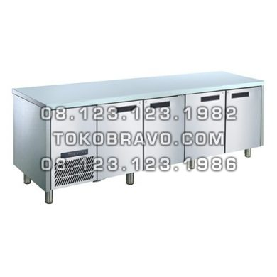 Stainless Steel Under Counter Chiller M-RW6T4HHHH Gea