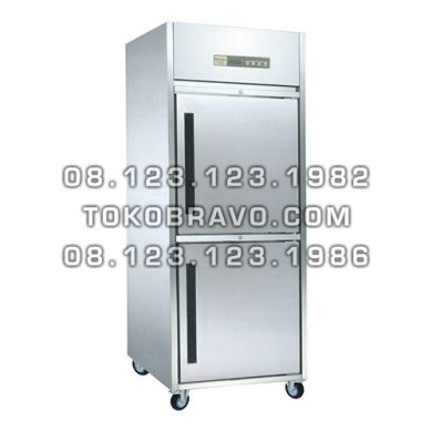 Stainless Steel Refrigerant Cabinet Upright Chiller M-RW8U1HH Gea