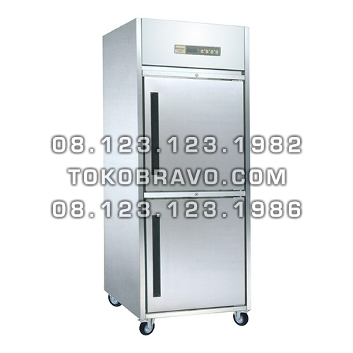 Stainless Steel Refrigerant Cabinet Upright Chiller M-RW8U1HH Gea