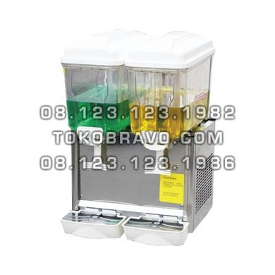 Juice Dispenser 2 Bowl MS-12JL-2 Masema