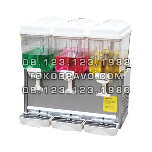 Juice Dispenser 3 Bowl MS-12JL-3 Masema