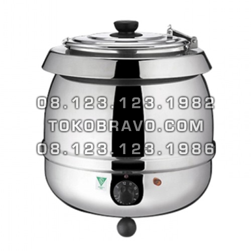 Soup Kettle Stainless MS-6000B Masema