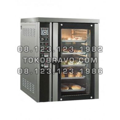 Gas Convection Oven 8Tray MS-C-8Q Masema