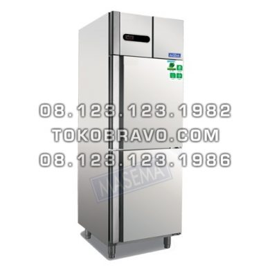 Upright Freezer 2 door MS-D2-500 Masema