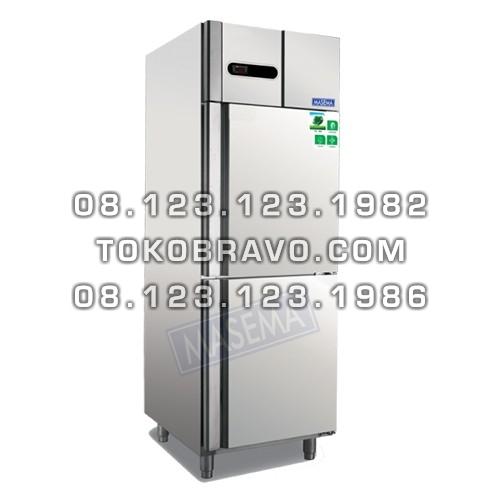 Upright Freezer 2 door MS-D2-500 Masema