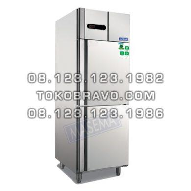 Upright Kombinasi Chiller-Freezer 2 door MS-DG2-500 Masema