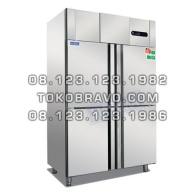 Upright Kombinasi Chiller-Freezer 4 door MS-DG4-1000 Masema