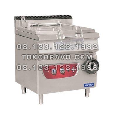 Gas Style Tilting Pan MS-E-RCG-900 Masema