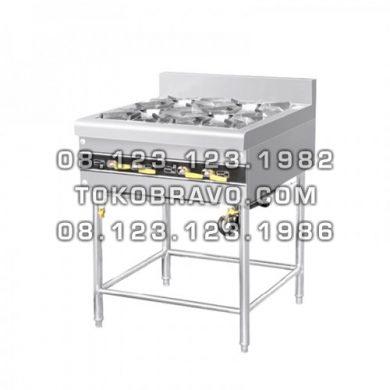 Cooking Stove Freestanding 4 Burner MS-E-RQB-700-4T Masema