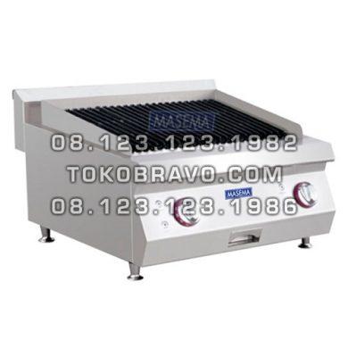 Gas Style Lava Rock MS-E-RQH-600 Masema