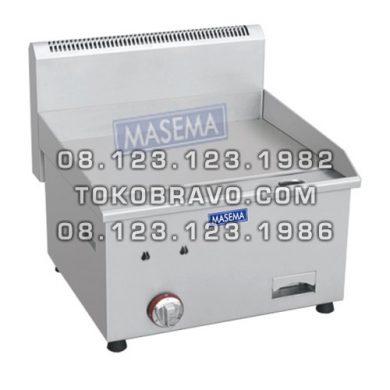 Gas Flat Griddle Counter Top MS-E-RQP-720 A Masema