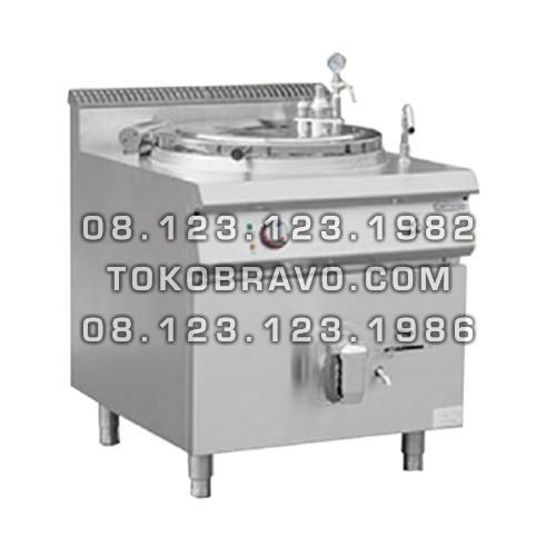 Gas Style Boiling Pan MS-E-RTG-900 Masema