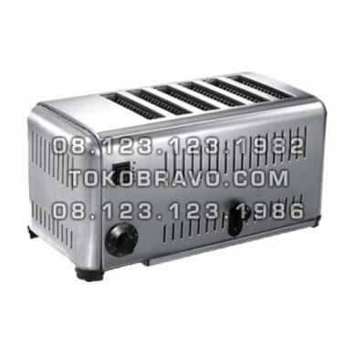 Toaster 6 Slot MS-ETS6 Masema