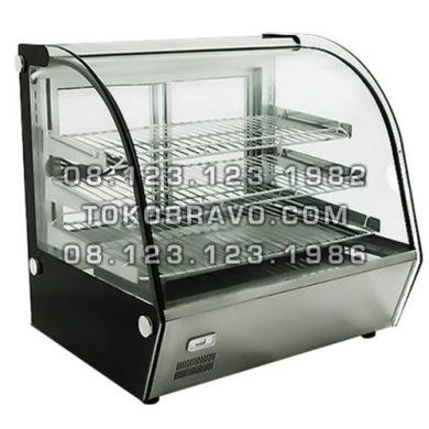 Table Top Cake Showcase 1600mm MS-FGTR160L Masema