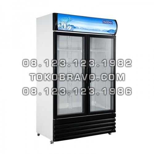 Display Cooler 1000L MS-LG-1000 Masema