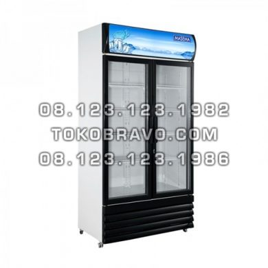 Display Cooler 800L MS-LG-800 Masema