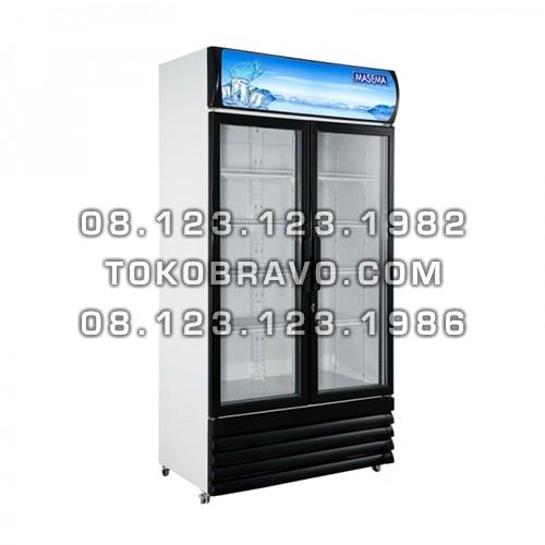Display Cooler 800L MS-LG-800 Masema
