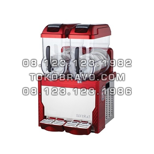 Slush Granita Machine 2 Bowl MS-P-XRJ15LX2 Masema