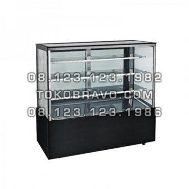 Granit Rectangular Cake Showcase 1500mm MS-RCG-150 Masema