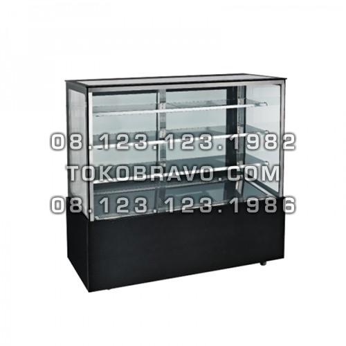 Granit Rectangular Cake Showcase 900mm MS-RCG-90 Masema