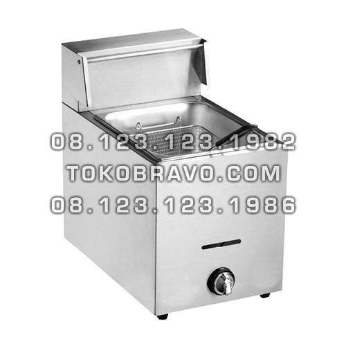 Gas Fryer Portable 1 Tank MS-SC-71 Masema