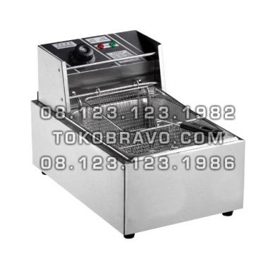Electric Fryer Portable 1 Tank MS-SC-81 Masema