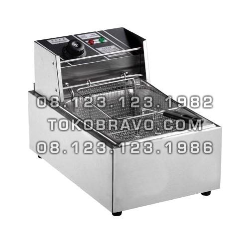 Electric Fryer Portable 1 Tank MS-SC-81 Masema