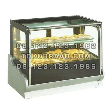 Table Top Rectangular Pastry Showcase MS-TSH-120 Masema