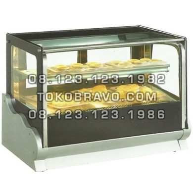 Table Top Rectangular Pastry Showcase MS-TSH-150 Masema
