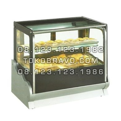 Table Top Rectangular Pastry Showcase MS-TSH-90 Masema
