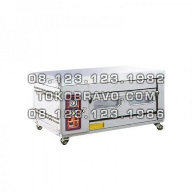 Standard Gas Oven 1Deck 2Tray MS-W-20AZ Masema