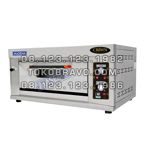 Gas Pizza Oven MS-WP-10G Masema