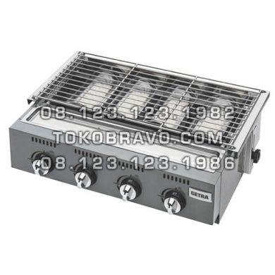 Gas Roaster 4 Burner OL-4B Getra
