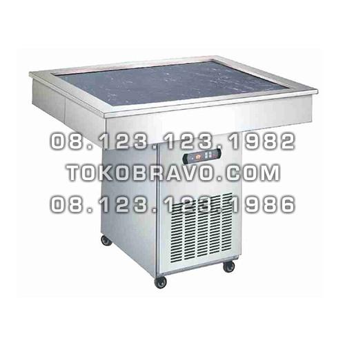 Granite Top Freezer ORTG-9 Gea