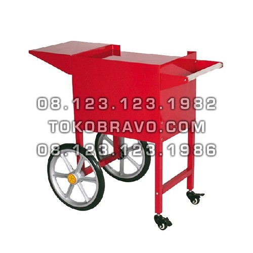 Popcorn Machine Cart POC-POP6C Fomac