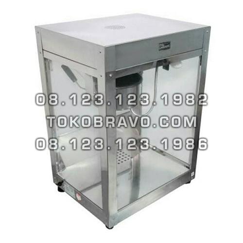 Popcorn Machine Stainless Steel POC-POP8S Fomac