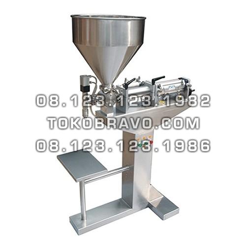 Paste Piston Filler Machine SS PPF-500 Powerpack