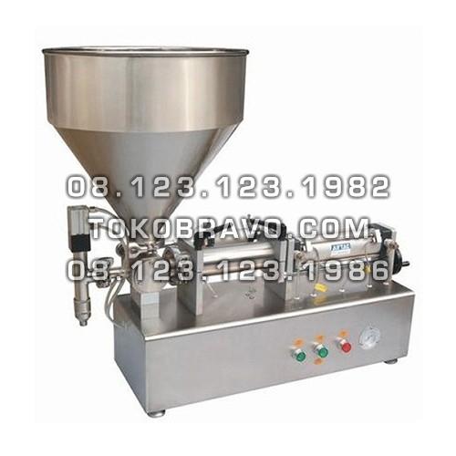 Paste Piston Filler Machine SS PPF-500T Powerpack