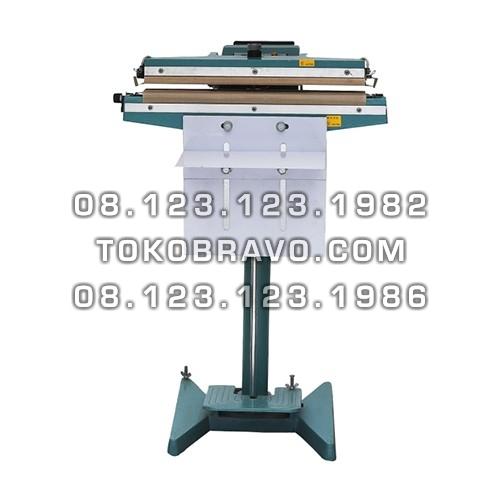 Pedal Impulse Sealer Aluminium Body PSF-450 Getra
