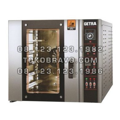 Gas and Electric Convection Oven QH-5Q Getra
