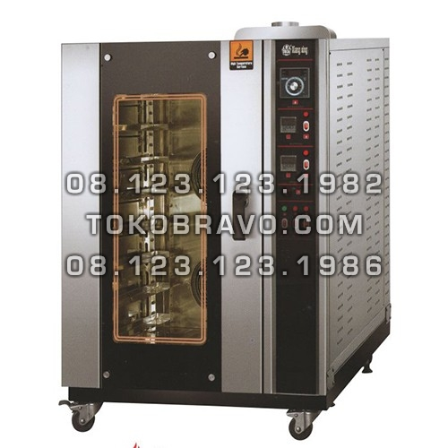 Gas and Electric Convection Oven QH-8Q Getra