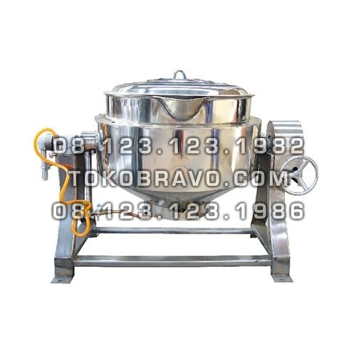 Gas Tilting Kettle RC-1E Getra