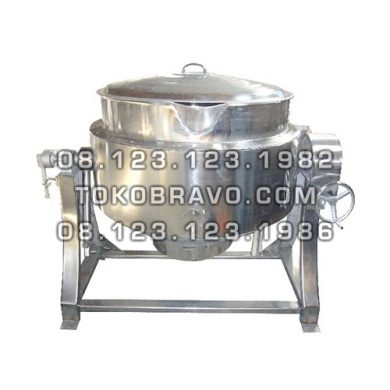 Gas Tilting Kettle RC-2E Getra